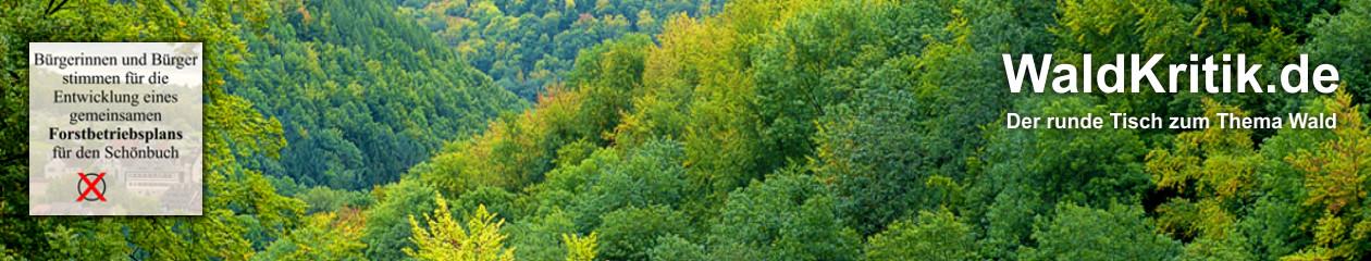 WaldKritik